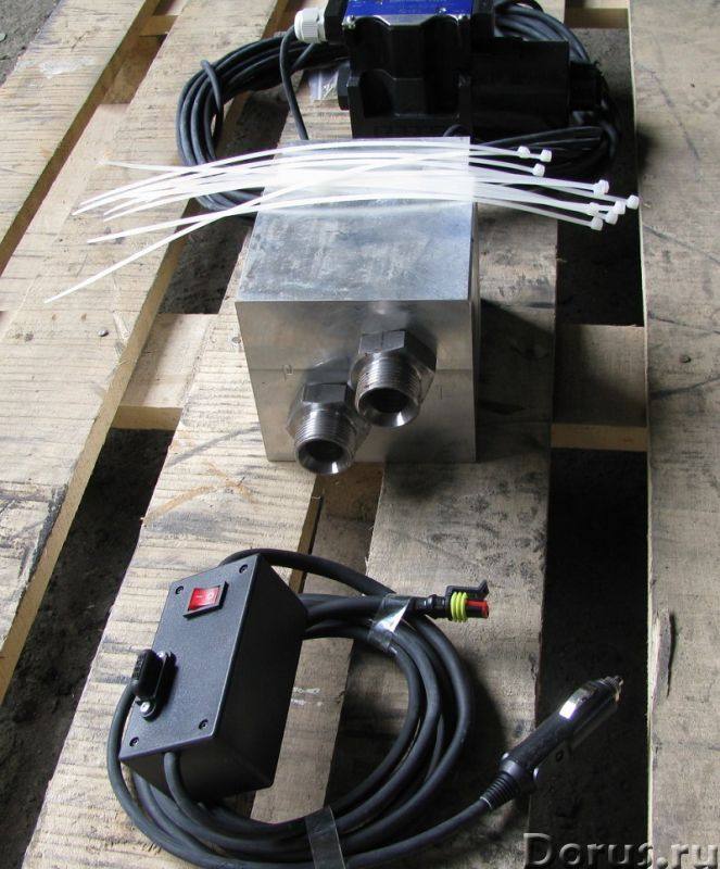 Гидровращатель гидробур Delta RD7 к экскаватору погрузчику - Запчасти и аксессуары - Гидровращатель..., фото 4