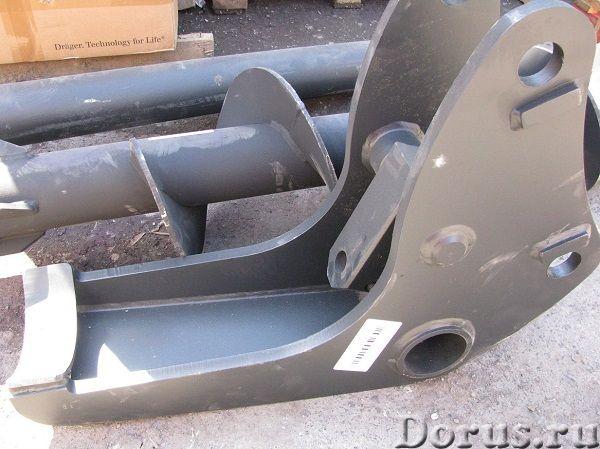 Гидровращатель гидробур Delta RD7 к экскаватору погрузчику - Запчасти и аксессуары - Гидровращатель..., фото 5